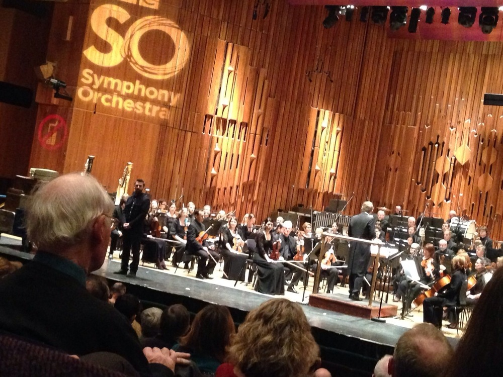 João Henriques_OPEREVER - Bows of Kiril Karabits, João Henriques, Michele DeYoung, Gabor Bretz and the BBC Symphony Orchestra. Barbican Hall. London