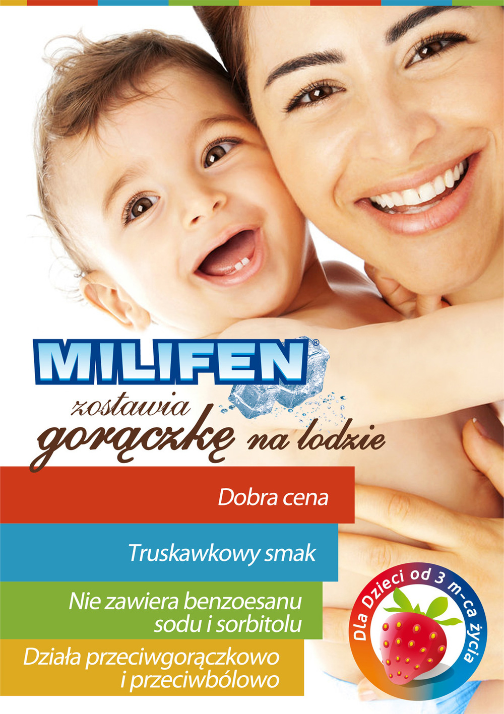 Luk De.Portfolio - Flyer, Medical product for children