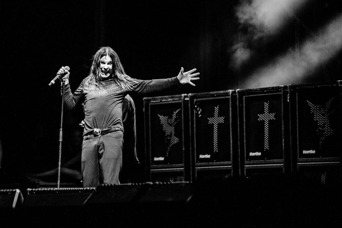 Christian Faustus - Black Sabbath