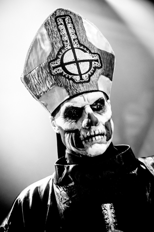 Christian Faustus - Ghost