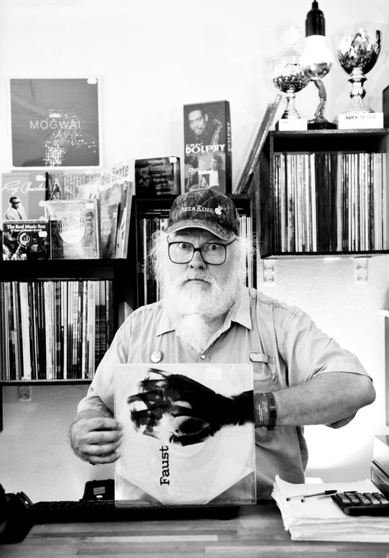 Christian Faustus - R. Stevie Moore