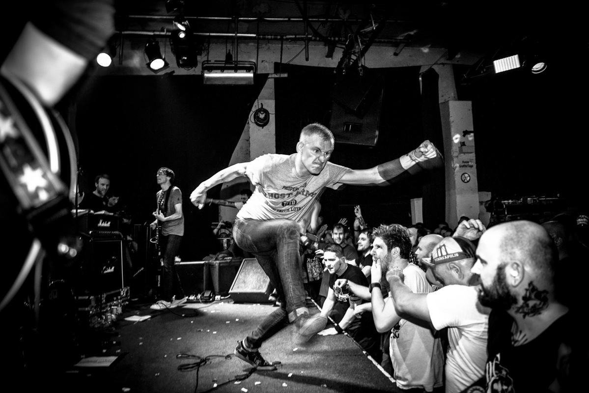 Christian Faustus - Gorilla Biscuits