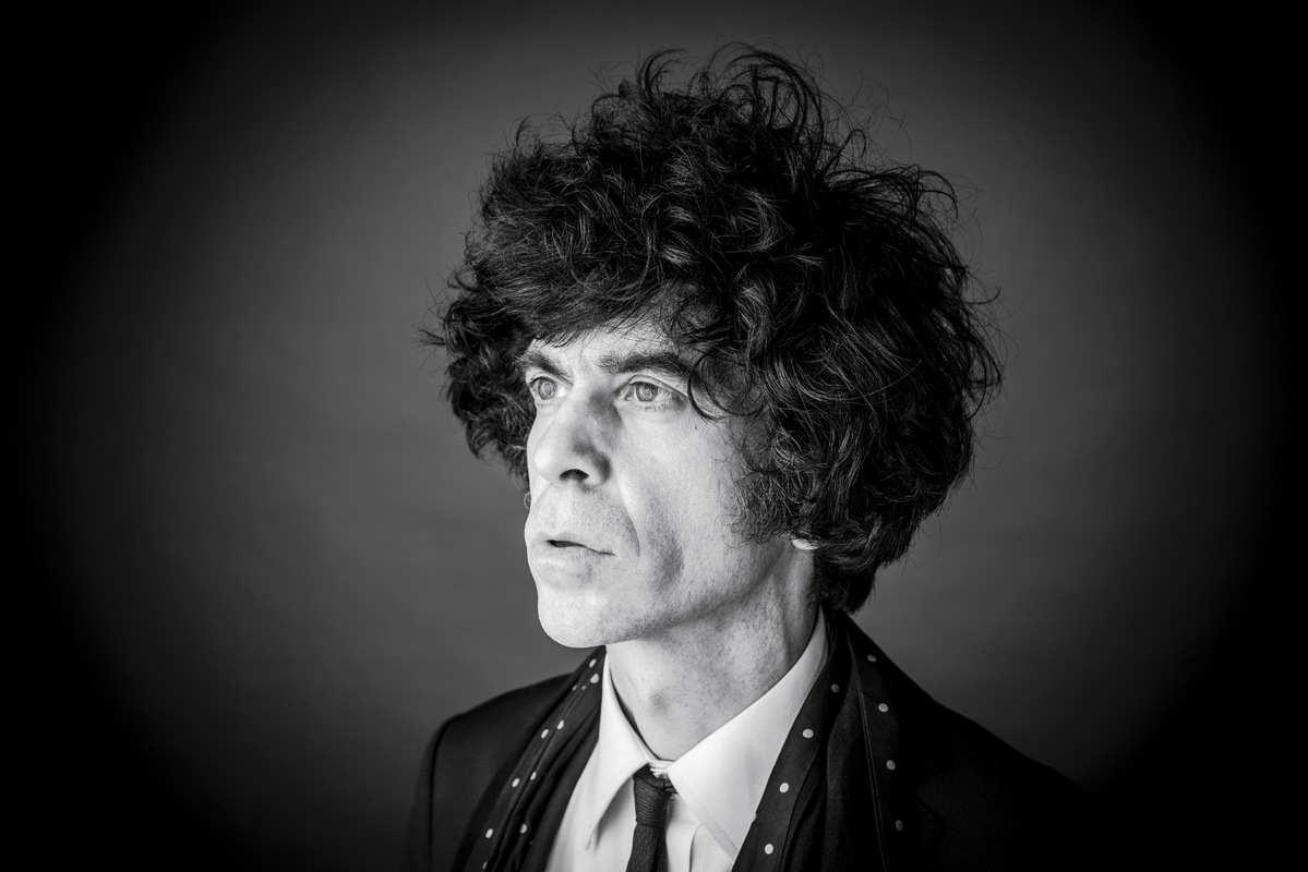 Christian Faustus - Ian Svenonius/Chain & The Gang