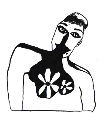Carreau - JC Sketchbook -