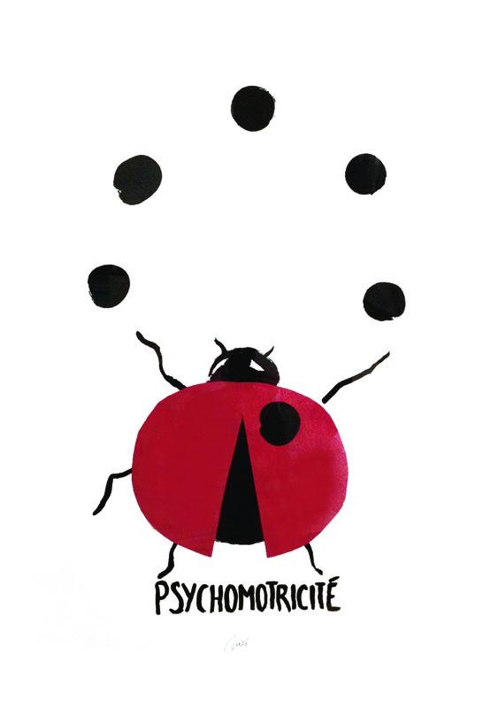 Lionel reyboz - PSYCHOMOTRICITE