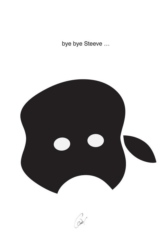 Lionel reyboz - BYE BYE STEEVE JOBS
