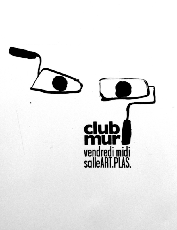Lionel reyboz - CLUB MUR au collège Saint MAIMBŒUF de MONTBELIARD