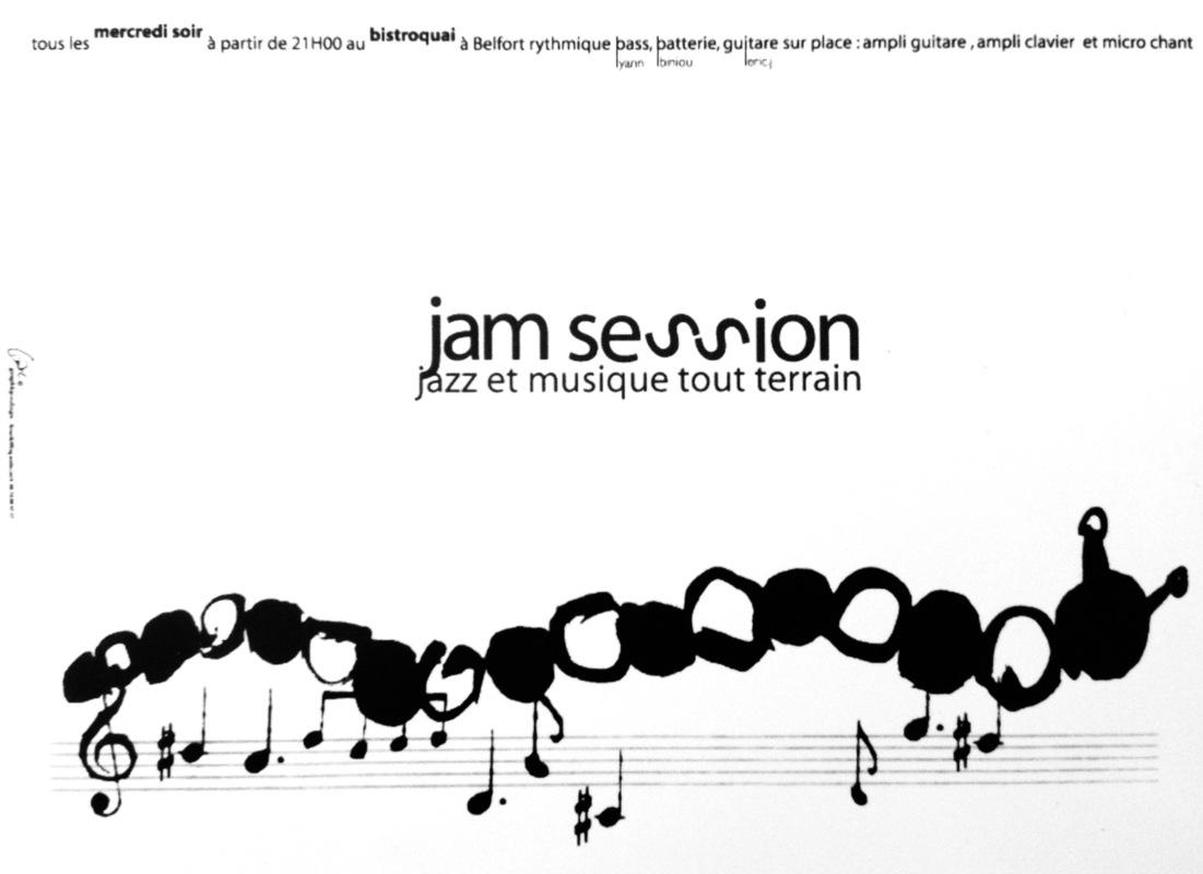 Lionel reyboz - JAM SESSION