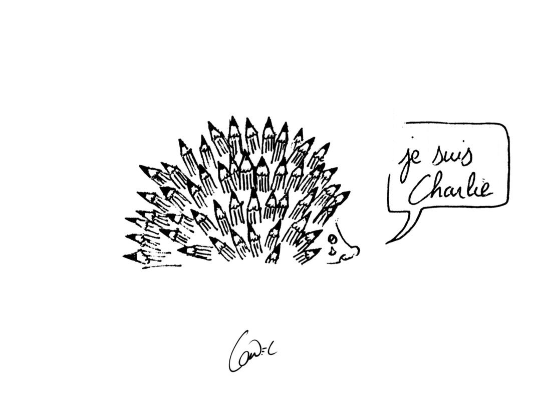 Lionel reyboz - 7/01/2015 ATTENTAT chez Charlie Hebdo