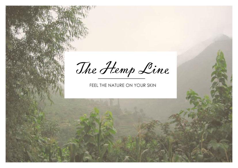 HANNA ZÄNKER - The Hemp Line, Brand Book