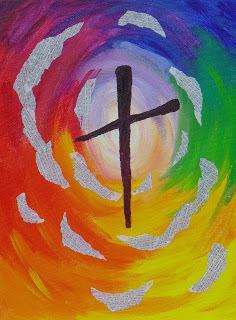 Maaike Boven - Rondom het kruis