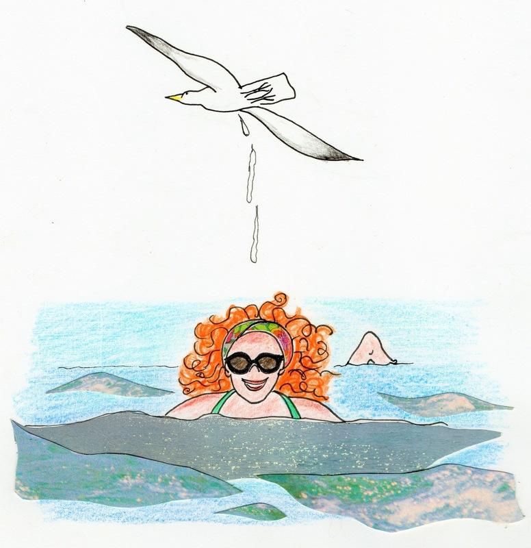 Maaike Boven - illustratie voor tijdschrift PUUR winter2014