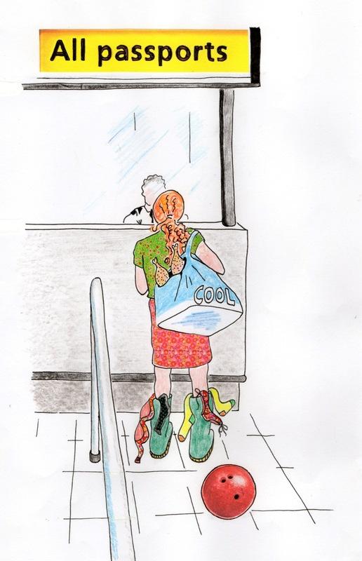 Maaike Boven - illustratie voor tijdschrift PUUR zomer2015