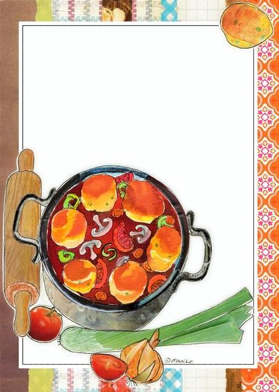 Maaike Boven - illustratie voor THUIS