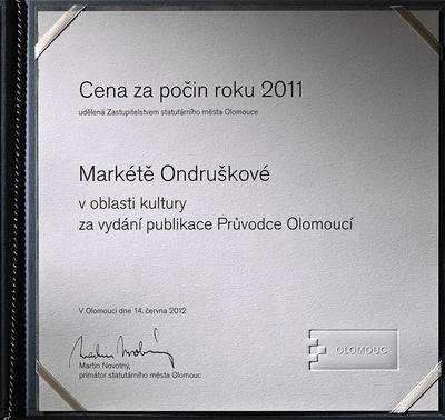 Markéta Lehečková -
