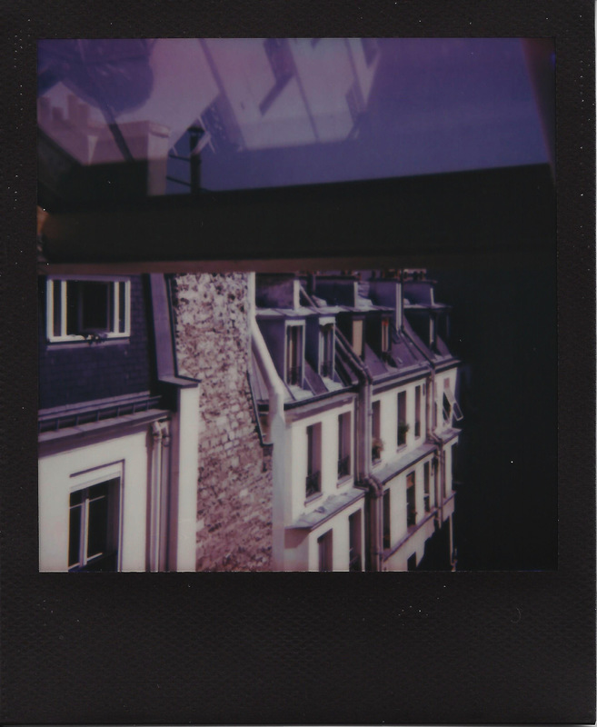 Charline Mahroug - Paris - jeudi 16 juillet 2015