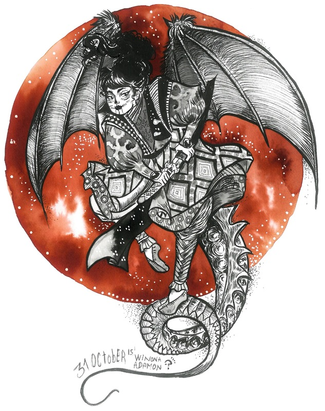 Charline Mahroug - #31