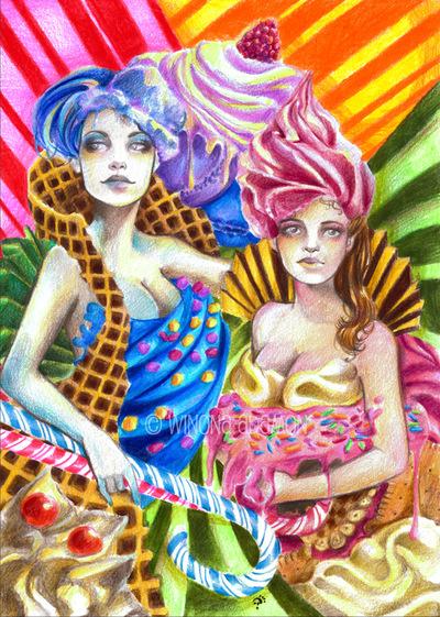 Charline Mahroug - Cupcake Sisters