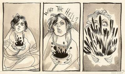 Charline Mahroug - Conscience, coffee and Dostoïevski-2