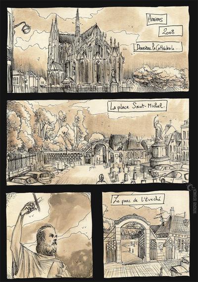 Charline Mahroug - How we feel alive... (page 01)