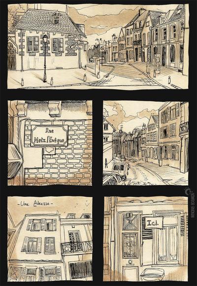 Charline Mahroug - How we feel alive... (page 02, suite sur le blog)
