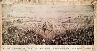 Charline Mahroug - - Lexie -