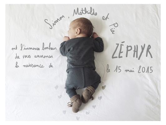 Mathilde Cabanas - Zéphyr