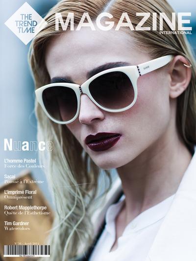 Junko Komada MAKE UP& HAIR - TTTmagazine HM