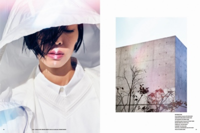 Junko Komada MAKE UP& HAIR - fiercive magazine
