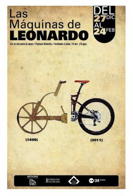 Ricardo Mejía - Cartel Leonardo da Vinci