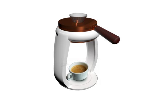 Portfolio - Cafetière éco-conçue