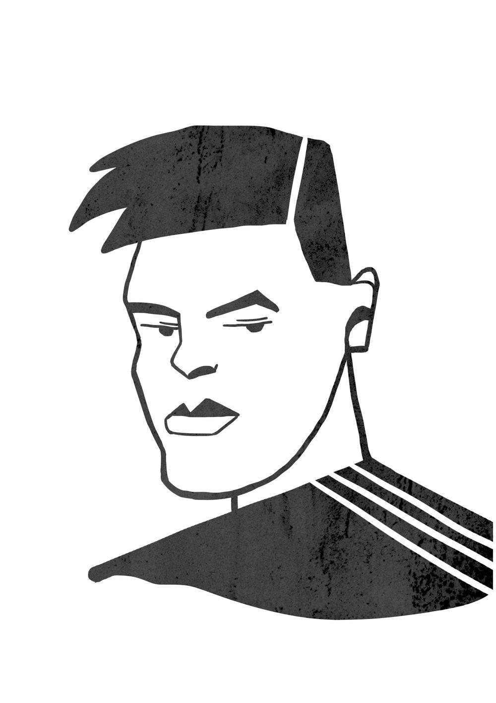 yevtushenko - Boy