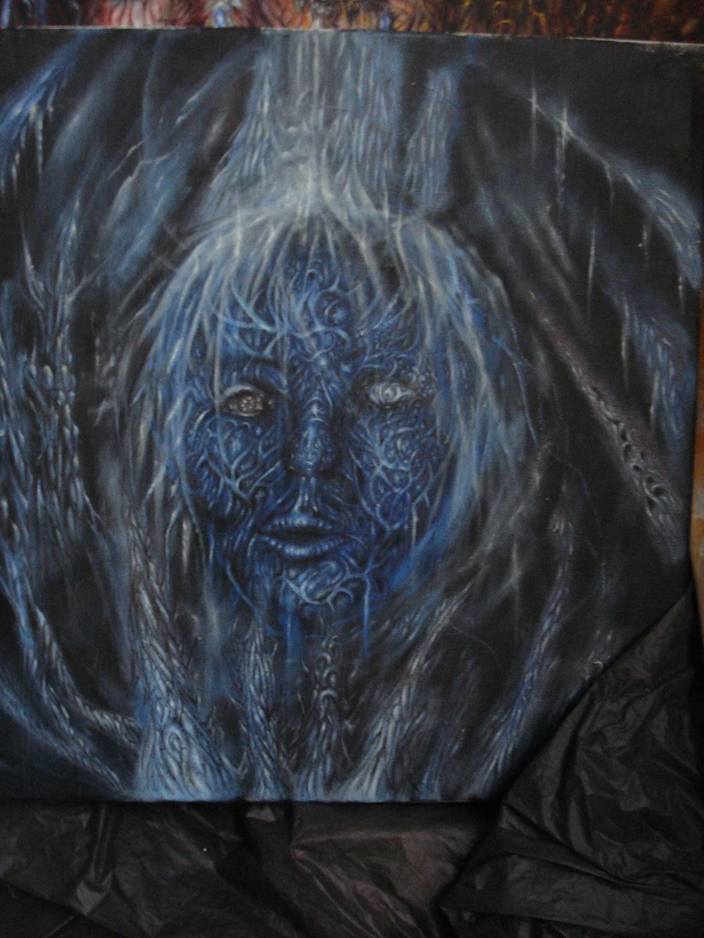 Toile du fantasme - Mon visage, ma figure