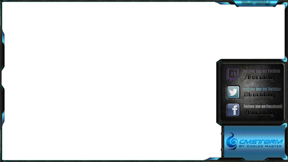 Licunatt Design - Commissioned by: Kurolily Type: Full Screen Webcam Overlay
