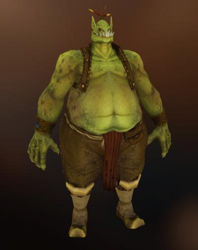 Jose Olivas- 3D art - Ogre
