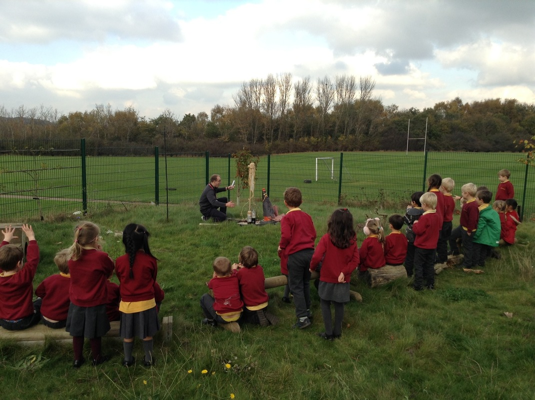 Wheatfields Infants School -