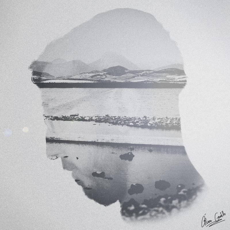 Álvaro Gordillo - Self-Portrait