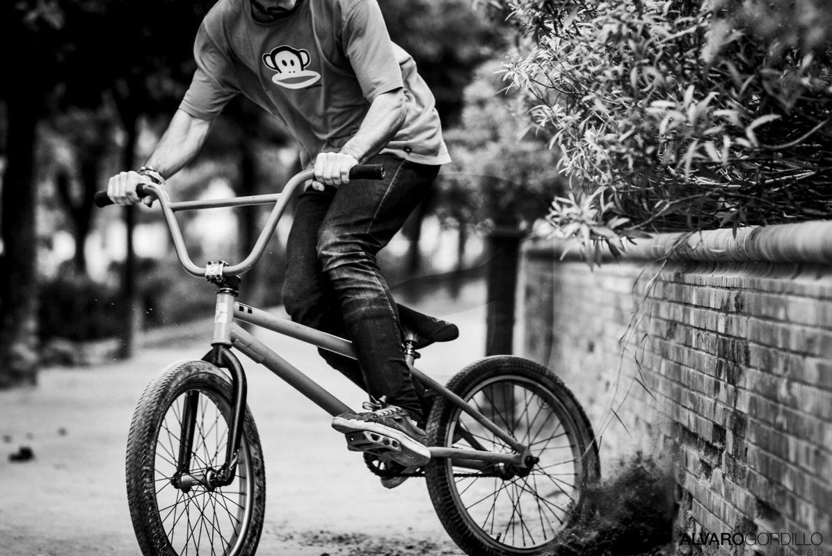 Álvaro Gordillo - BMX