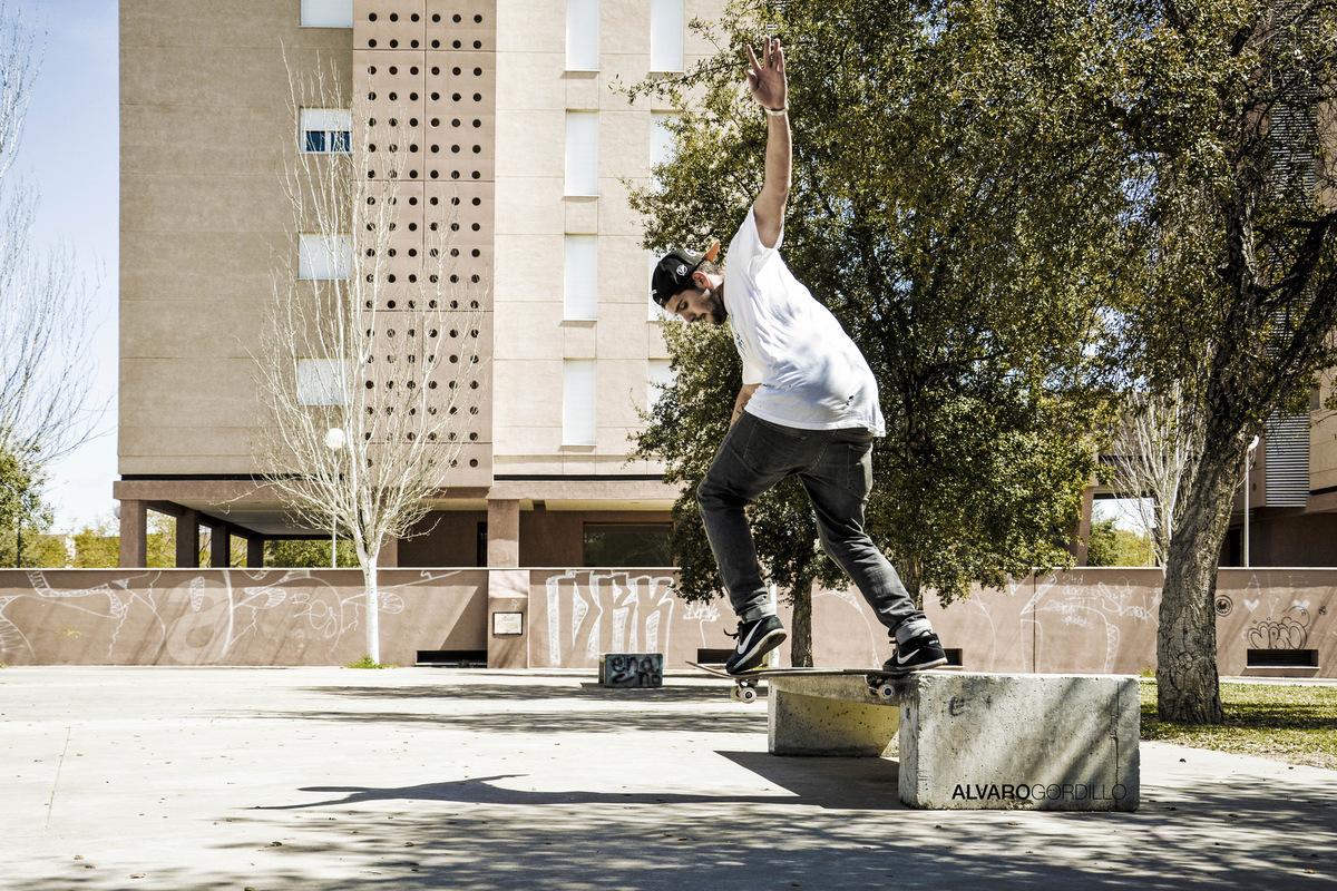 Álvaro Gordillo - Skate