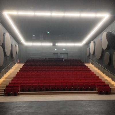 Veronique Ducommun - Rénovation dune salle de spectacle
