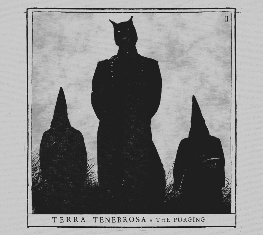 DEHN SORA - Terra Tenebrosa The Purging reissue CD - 2016