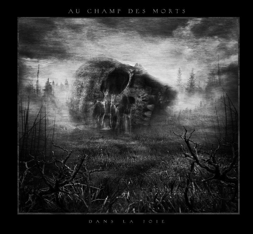 DEHN SORA - Au Champ Des Morts Dans la Joie CD/LP - 2017