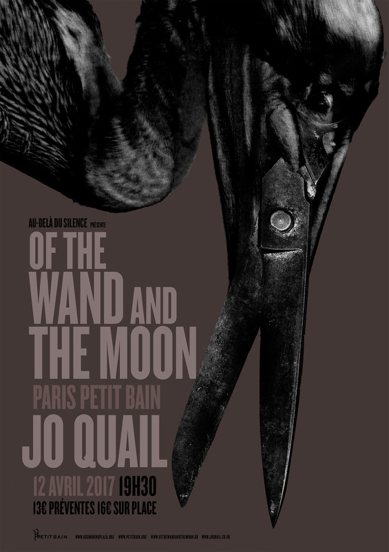 DEHN SORA - KKP / Of The Wand and The Moon + JO Quail 2017