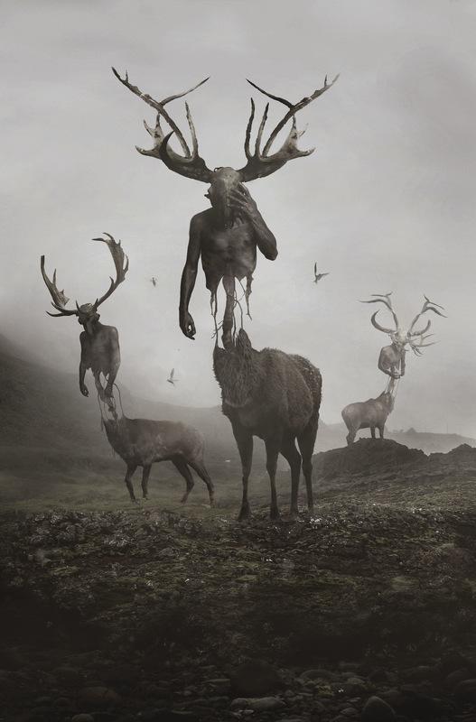 DEHN SORA - Blut Aus Nord Promo 2014