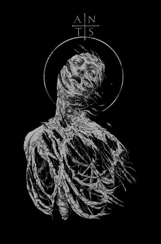 DEHN SORA - Antaeus / Shirt design 2017