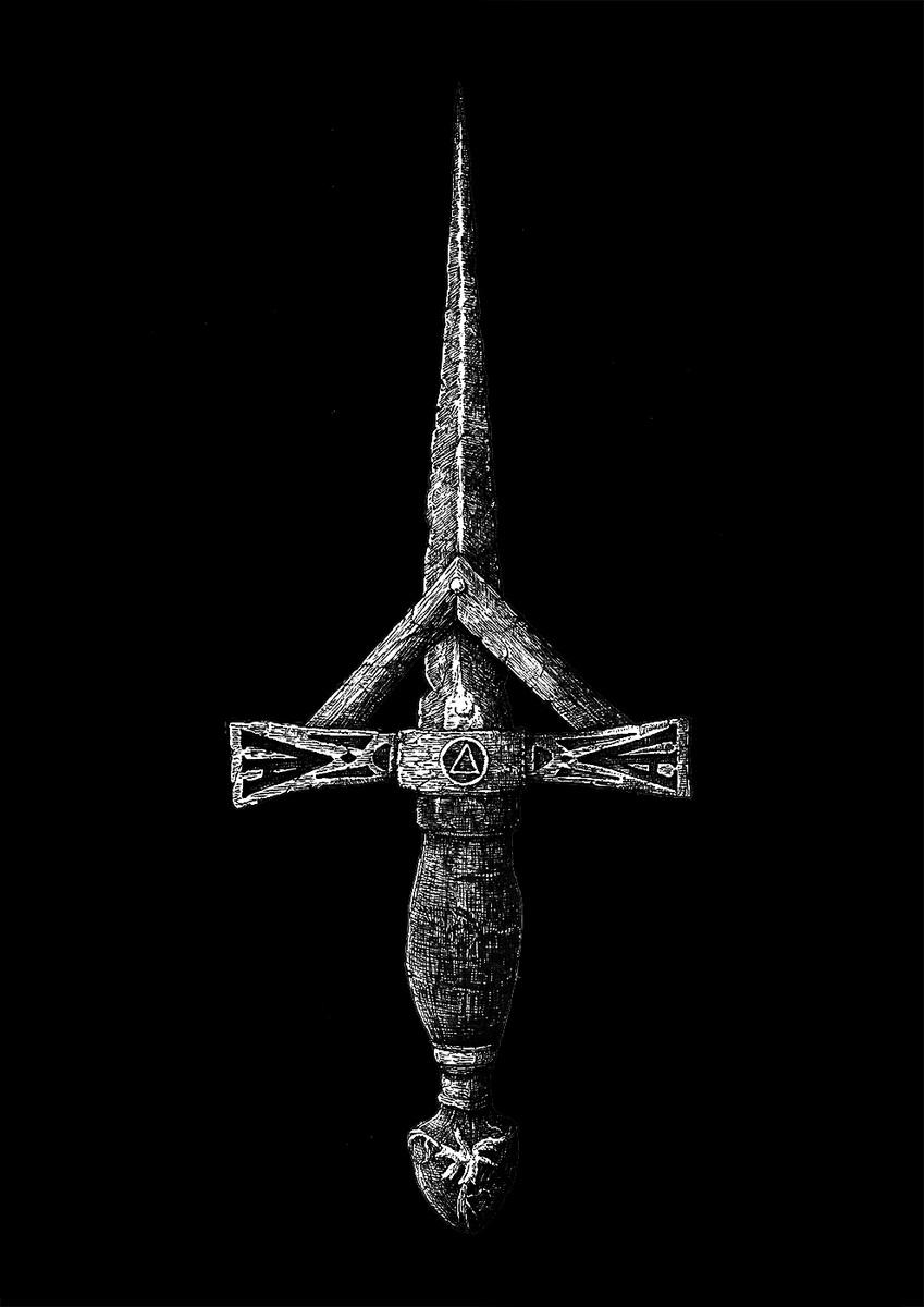 DEHN SORA - Amenra - Dagger 2020