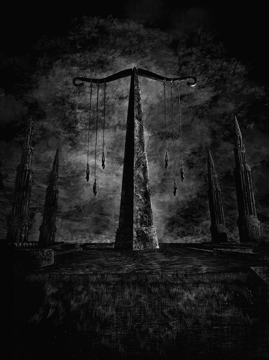 DEHN SORA - Deathspell Omega Justice 2019