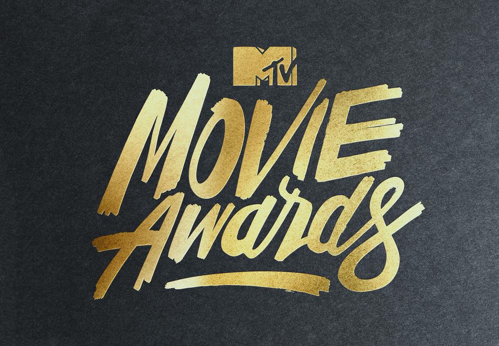 Studio Moross - Logo design for MTV Movie Awards 2016