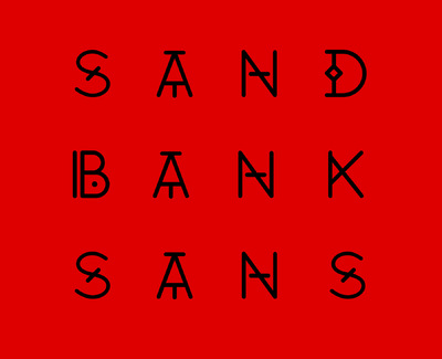 Studio Moross - Sand Bank Sans
