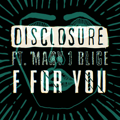 Studio Moross - Disclosure F for You Artwork